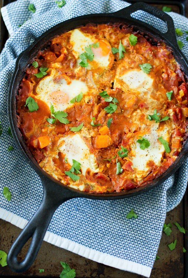 Curried-Shakshuka-50 One Skillet Dinners