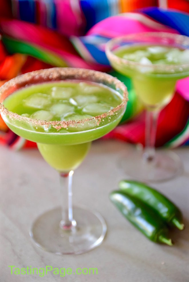 Tasting Page Spicy Cucumber Mint Margarita 25 Margaritas You Need in Your Life